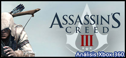 Análisis Assassin´s Creed 3 Xbox 360