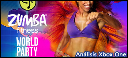 Análisis Zumba Fitness World Party Xbox One