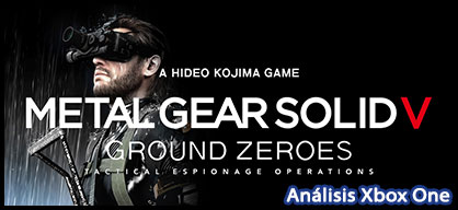 Análisis Metal Gear Solid V: Ground Zeroes Xbox One