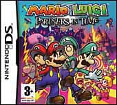 Carátula Mario & Luigi: Partners in Time