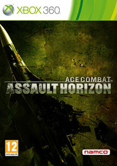 Carátula Ace Combat Assault Horizon