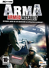 Caratula ARMA: Armed Assault