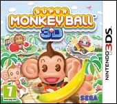 Carátula Super Monkey Ball 3D