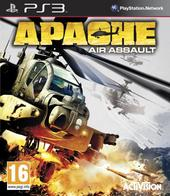 Carátula Apache Air Assault