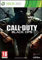 Carátula Call of Duty: Black Ops