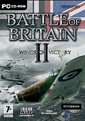 Caratula Battle of Britain II: Wings of Victory