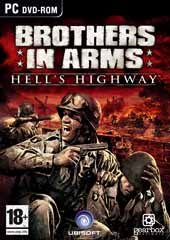 Carátula Brothers In Arms: Hell's Highway