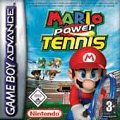 Carátula Mario Power Tennis