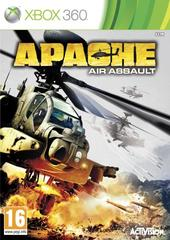 Caratula Apache Air Assault