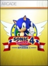 Carátula Sonic The Hedgehog 4: Episodio I