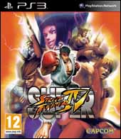 Carátula Super Street Fighter IV