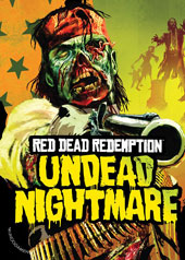 Caratula Pack Undead Nightmare - Red Dead Redemption
