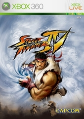 Carátula Street Fighter IV