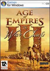 Caratula Age of Empires III: The WarChiefs