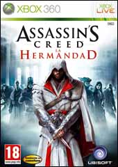 Carátula Assassins Creed: La Hermandad