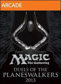 Caratula Magic: The Gathering - Duels of the Planeswalkers 2013