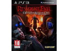 Carátula Resident Evil: Operation Raccoon City