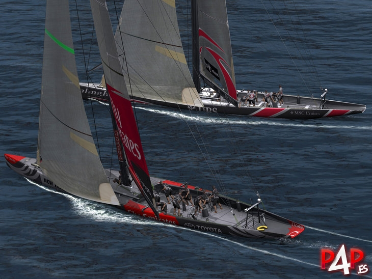 32nd Americas Cup - The Game foto_1