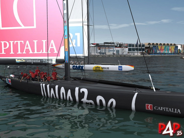 32nd Americas Cup - The Game foto_5