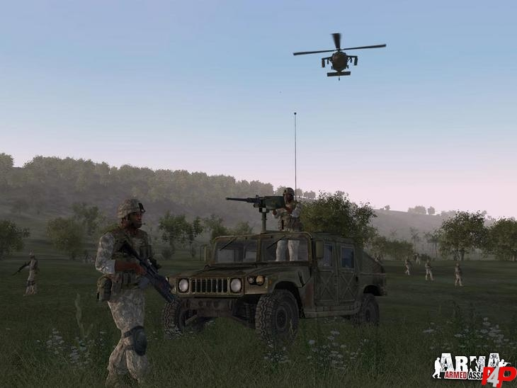 ARMA: Armed Assault foto_4