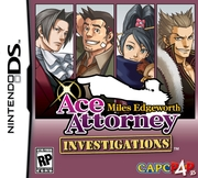 Ace Attorney Investigations: Miles Edgeworth thumb_5
