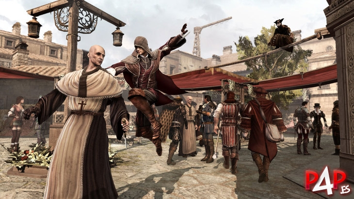 Assassins Creed: La Hermandad foto_5