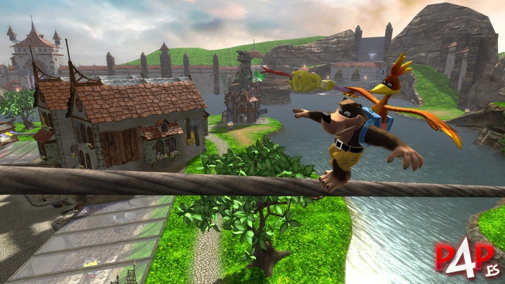 Banjo Kazooie: Nuts and Bolts foto_7