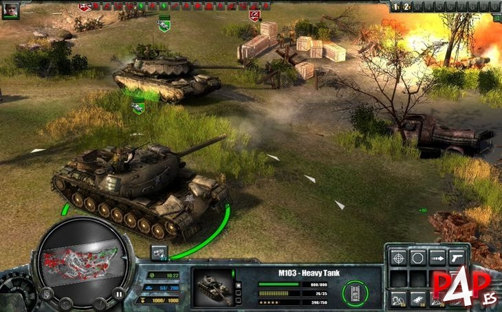 Codename Panzers: Cold War foto_9