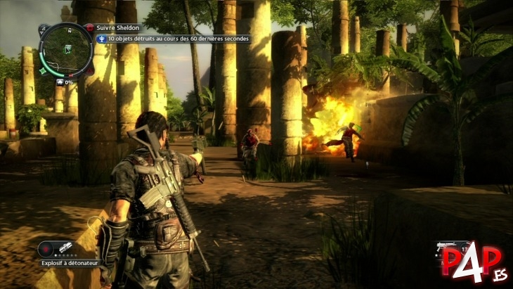 Just Cause 2 foto_2