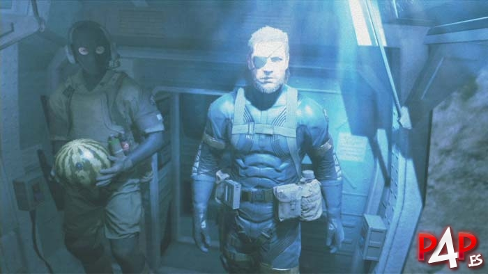 Metal Gear Solid V: Ground Zeroes foto_4