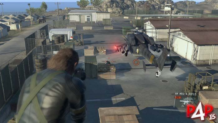 Imagen 7 de Metal Gear Solid V: Ground Zeroes