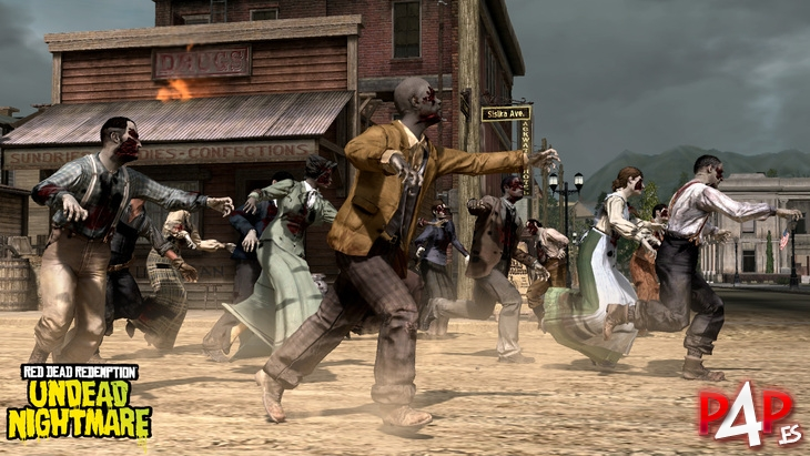 Pack Undead Nightmare - Red Dead Redemption foto_6