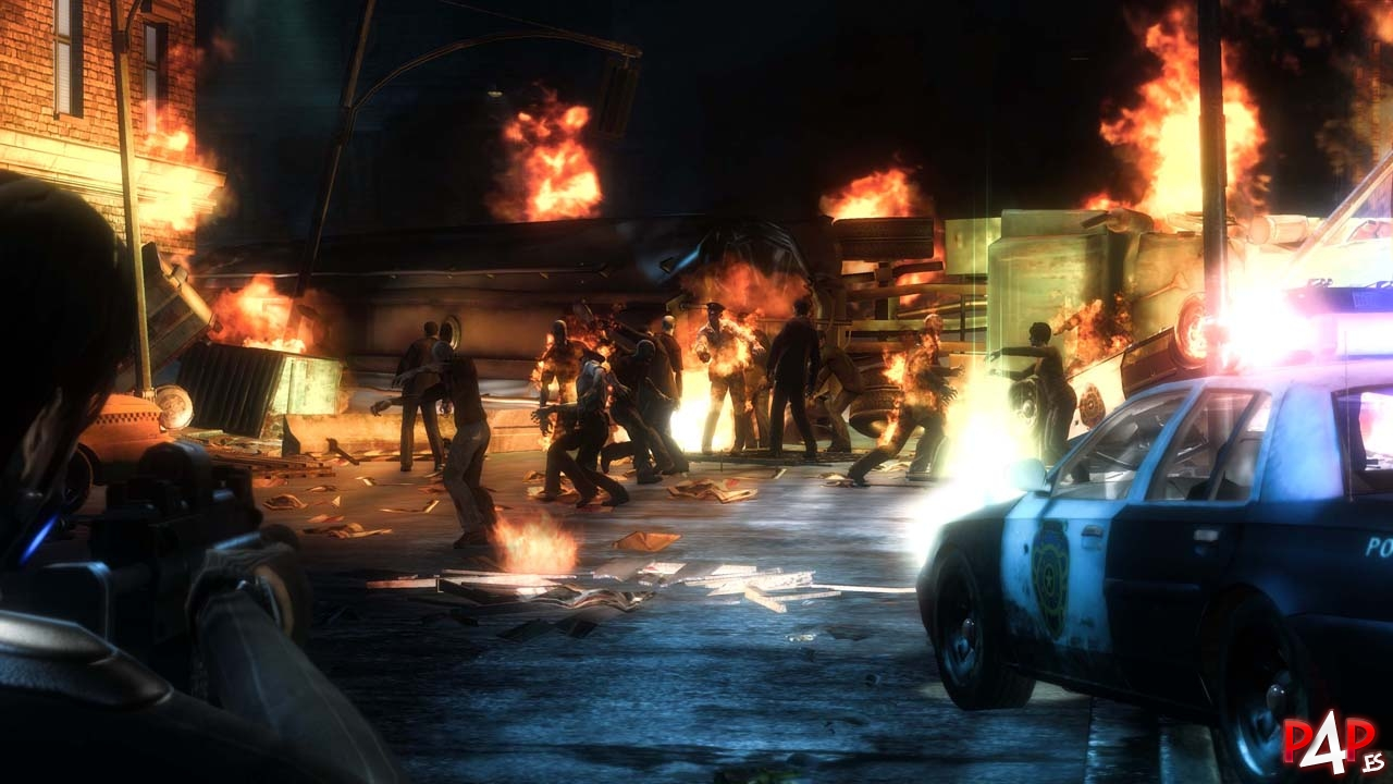 Resident Evil: Operation Raccoon City foto_3