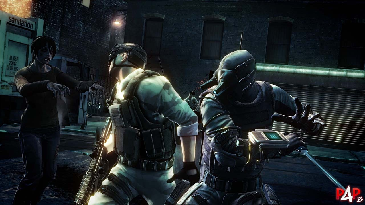 Resident Evil: Operation Raccoon City thumb_5