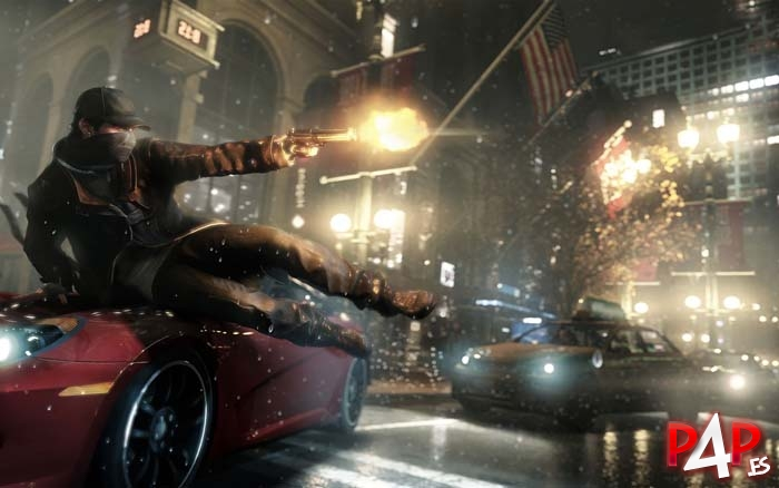 Watch Dogs foto_10