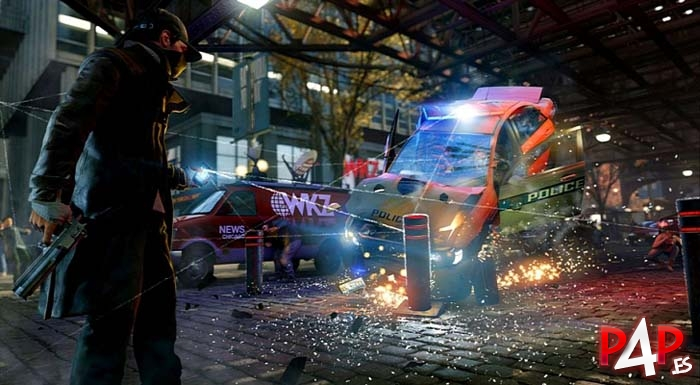 Watch Dogs foto_9