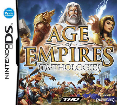 Nuevos datos sobre Age of Empires: Mythologies