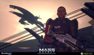 Confirmada la secuela de Mass Effect